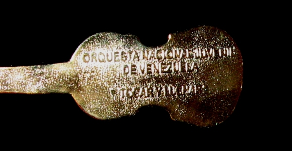 Reverse of medal