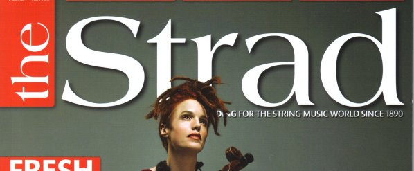 Strad Magazine January 2014