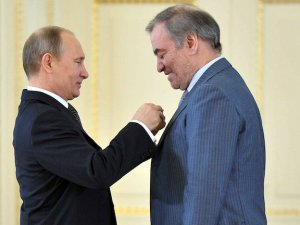 Putin and Gergiev